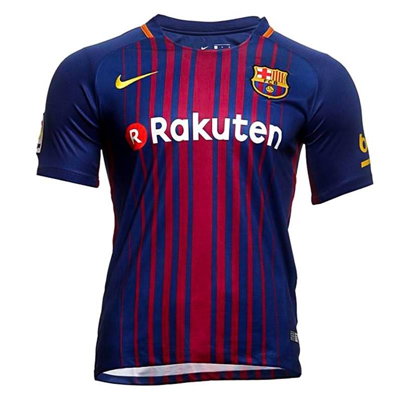 Barcelona Club Jersey - Home Kit
