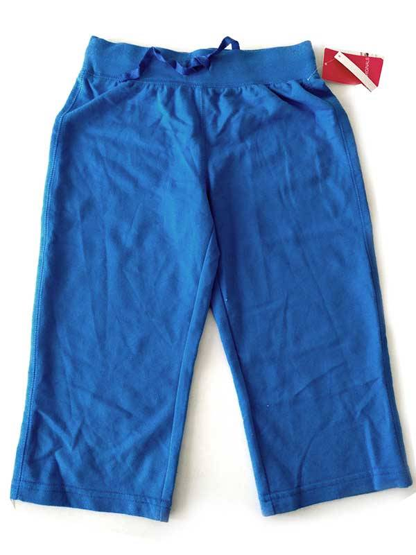 Blue Unisex Trousers for Kids
