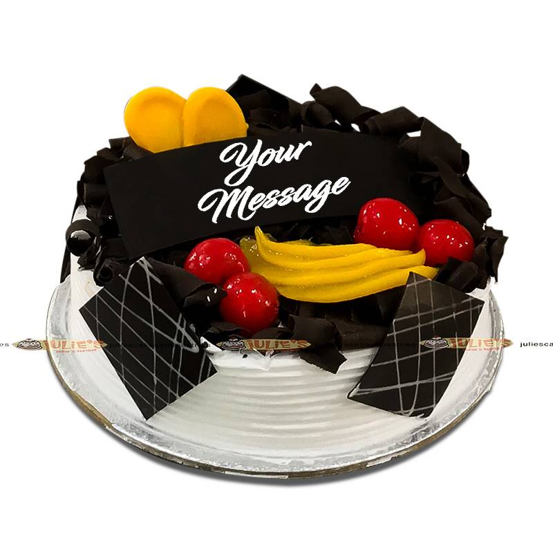 Black Forest Cake (1 Kg) from Julies Bakery