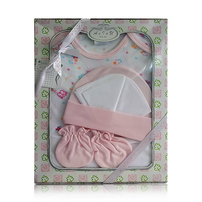 5 Pieces Baby Gift Set- AE-009