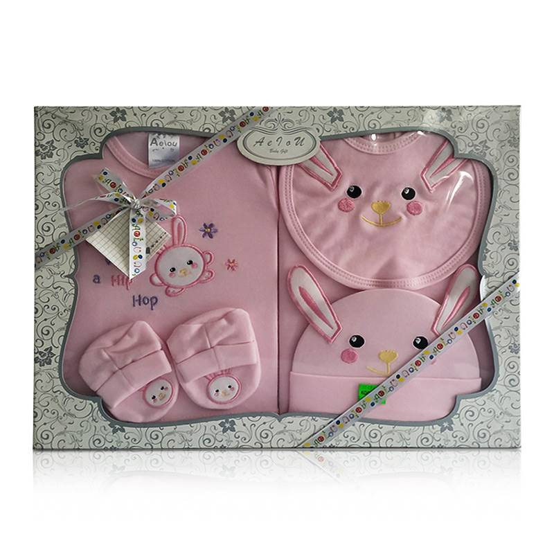 5 Pieces Baby Gift Set- AE-002