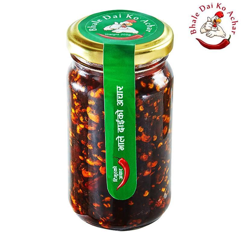 Bhale Dai ko Timur Veg Achar (200 g)