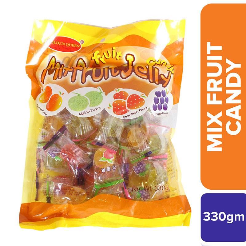 Golden Queen Mix Fruit Jelly (330 g)