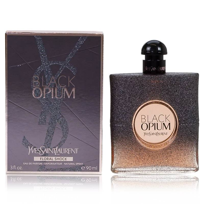 Black Opium Floral Shock EdP (90ml) for Women by YSL (Ref.no.: 566577)