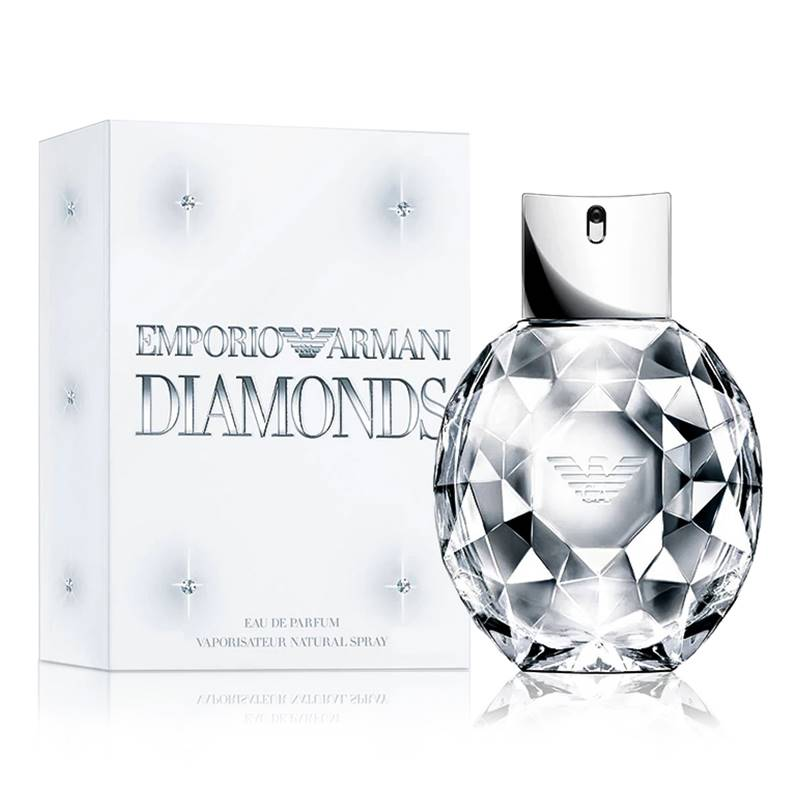 Emporio Armani Diamonds EdP (100 ml) for Women (Ref. no.: 380310)