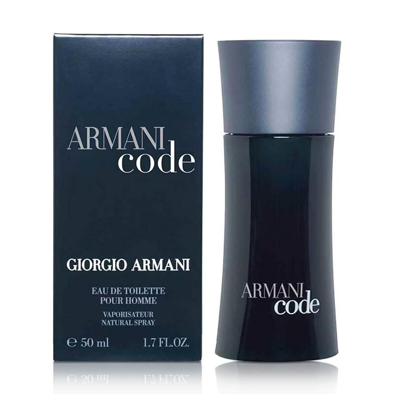 Armani Code Men EdT (50ml) for Men (Ref.no.: 100515)