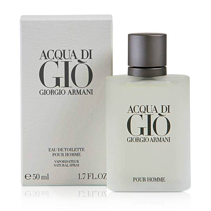 Armani Acqua Di Gio Homme EdT (50ml) for Men (Ref.no.: 058861)