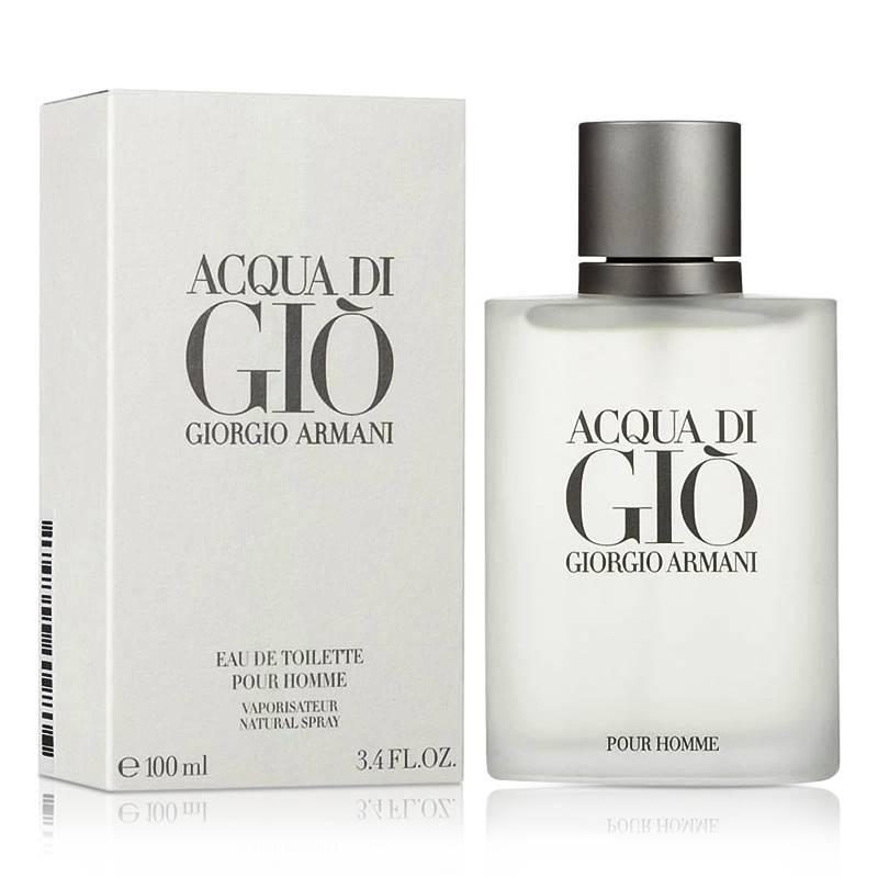 Armani Acqua Di Gio Homme EdT (100ml) for Men (Ref.no.: 058878)