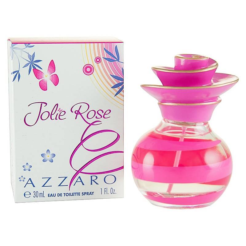 Azzaro Jolie Rose EdT (30 ml) for Women (Ref. no.: 2915866000)