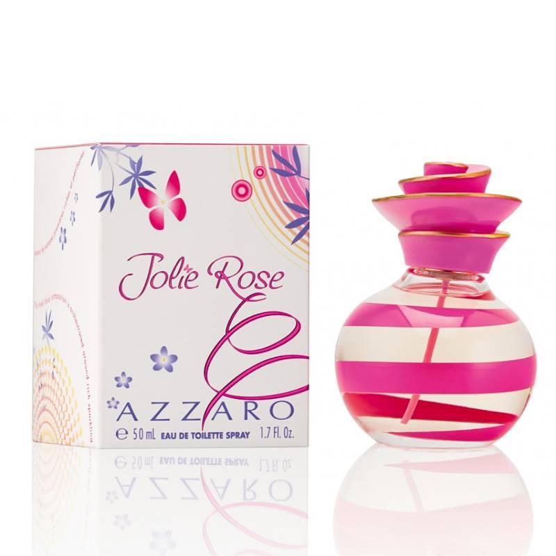 Azzaro Jolie Rose EdT (50 ml) for Women (Ref. no.: 2915859000)