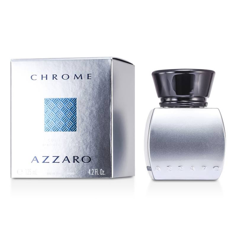 Azzaro Chrome Collector Precious Edition (125 ml) for Men (Ref. no.: 2957002000)