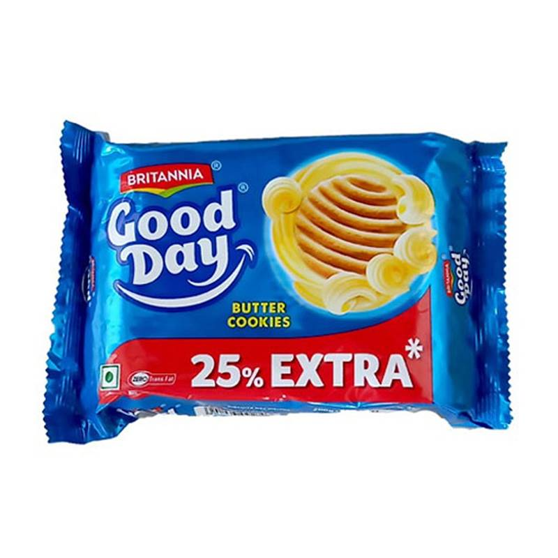 Britannia Good Day Butter Cookies (250 g)