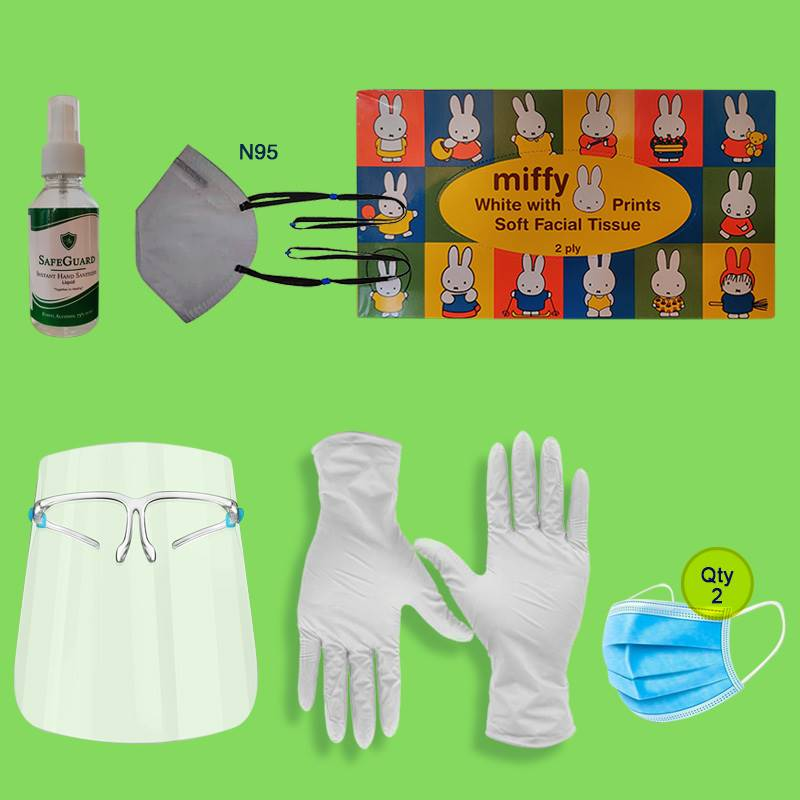 Covid-19 Protection Kit - Type C