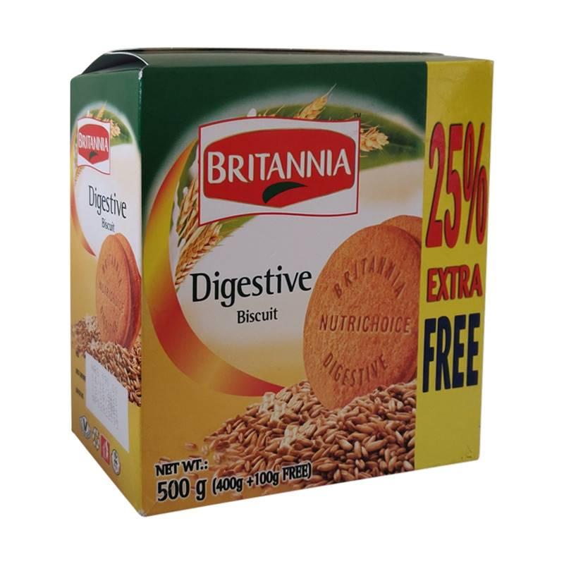 Britannia Digestive Biscuits (Original) (500 g)