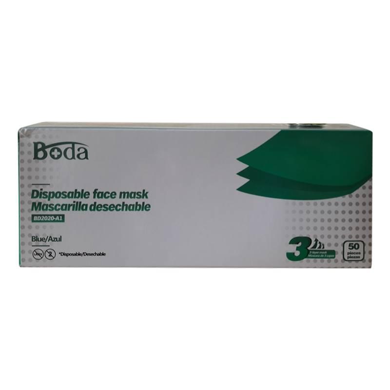 Boda Disposable Face Masks (50 pcs)