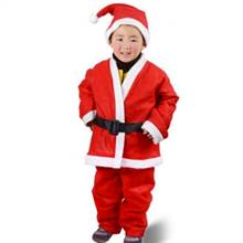 Santa Claus Costume For Boys 3 5 Years
