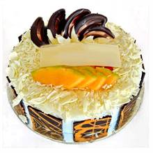 White Forest Cake (1 Kg) from Radisson Hotel