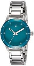 Fastrack Analog Green Dial Women's Watch-6078SM01