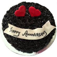 Anniversary Special Chocolate Cake (1 Kg) from Dining Park