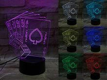 Playing Cards 3D Light