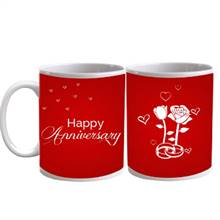 Happy Anniversary Special Mug (Qty 1)
