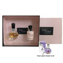 Rock and Rose Valentino Gift Set (Free Lanvin Tester 5ml)