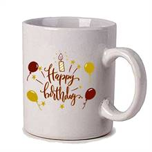 Happy Birthday Mug (Qty-1)
