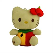 Cream Hello Kitty Soft Toy