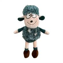 Blue Lamb Soft Toy