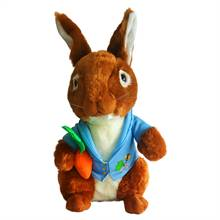 Brown Rabbit Soft Toy