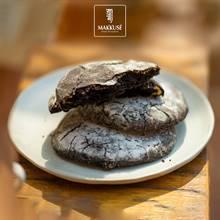 Makkusé Chocolate Gundpak Fudge Cookie (Qty - 1)