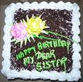 Black Forest Cake (1 Kg) from Little Hunger Bakery(CKNPJ004)
