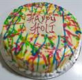 Holi Special Chocolate Cake (1 kg) from Chefs Bakery