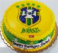 Football Lovers Cake (1 kg) from Chefs Bakery