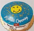 Charming Black Forest Cake (1 kg) from Chefs Bakery