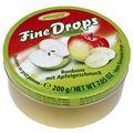 Woogie Fine Drops Bonbons mit Apfelgeschmack (200g)