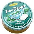 Woogie Fine Drops Mint Bonbons (200g)